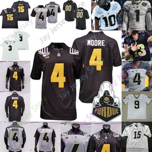 2020 Purdue Bolemakers Football Jersey NCAA College College Draw BREES DAVID BELL RONDALE MOORE AIDAN O'CONNELL ZANDER Horvath Wright Payne Durham