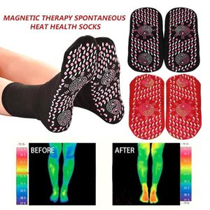Winter Warm Foot Care Socks Tourmaline Magnetic Socks Therapy Comfortable And Breathable Massager Self-heating Health Care
