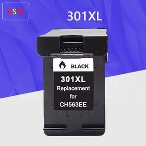 잉크 카트리지 ASW BLACK 301xL 교체 301 카트리지 Deskjet 2050 1000 1050 2510 3000 3054 Envy 4500 4502 프린터