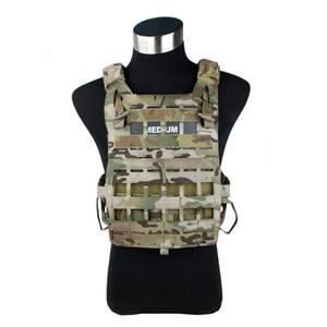 TMC3325-MC nova SPC leves Tactical Vest Multicam importados dos EUA com fita de tecido M