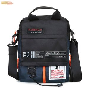 Maioumy Men Messenger Bags High Quality Canvas Shoulder Bag Mans Waterproof Outdoor Bag Largecapacity Hiking Camping Sports Bag