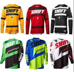 Sıcak TLD tilki kafası yokuş aşağı giyim bisiklet giyim bisiklet takım yarış takım elbise uzun kollu motosiklet giyim özel