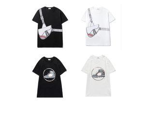 Erkek Tasarım Tshirt Yaz Yeni Sıcak Satış 4 Stil Gömlek Erkek Ve Bayan Kısa Kollu Yuvarlak 100% Boyun Pamuk