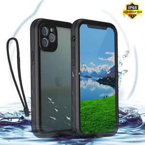 For iPhone 12 Pro Waterproof Case For iPhone 11 7 8 Plus X XS 11 Pro Max XR Swimming Cover For iPhone 6 6sPlus Water proof Phone Coque