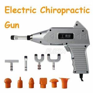 Électrique Chiropractic Activator Pistolet Réglage Thérapie Top Qualité Top Qualité Outil de massage Impulse Correction de la colonne vertébrale Massager1