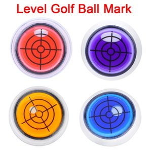 Useful Golf Slope Putting Level Reading Hat Clip Outdoor Sports Colorful Useful High quality golf marker accessories 4 colors