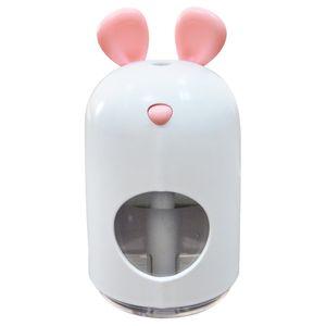 Mini USB Hava Arıtma Atomizer Fare 250 ml Masaüstü Araç Yaratıcı Sessizlik Su Kaynağı Enstrüman Sprey Nem Nemlendirici Sevimli 23YF M2