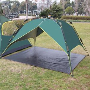 Ultralight Waterproof Outdoor Camping Tent Mat PE Floor Cloth Beach Blanket Picnic Play Mats Camping Tent Ground Mat Mattress