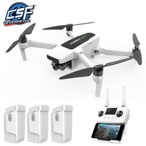 2020 جديد Zino 2 Leas 2.0 بدون طيار GPS 8KM 5G WIFI FPV مع 4K-60FPS UHD كاميرا 3-axis gimbal rc quadcopter الطائرات بدون طيار 3800mAh البطارية LJ200908