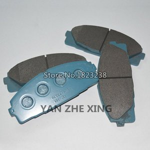 Front Brake Pads For HIACE 2005-2009 OEM:04465-26420 04465-26421 fBaG#