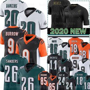 26 Millas Sanders jerseys 9 Madriguera Joe Carson Wentz Zach Ertz Reagor CincinnatiBengalsFiladelfiaÁguila Darius Slay JR Dawkins