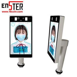 Schermo Enster 8 pollici Lcd Thermal produttori per fotocamera CCTV Face Recognition Termometro AI intelligenti