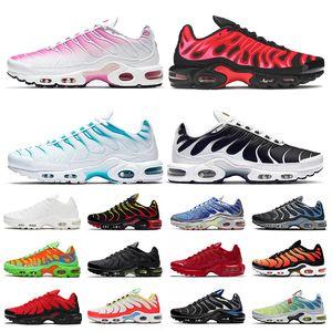 nike air max plus tn max air plus tn Moda 2020 Scarpe nuovo più tn donne che gestiscono Tn più Mens Trainers all'aperto Jogging formatori scarpe da tennis grande taglia 12