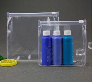 2er-Pack Löschen kosmetischen Make-up-Necessaire für die Reise und für individuelle Verfügung zu organisieren