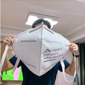 New Tide Único Creative Design Máscara Forma Bolsa de Ombro de grande capacidade Moda de Proteção Ambiental da bolsa roupa sacos de armazenamento presentes