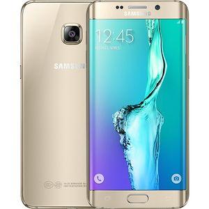 Samsung Galaxy S6 Edge S6edge G925A G925T G925F Octa Core 3GBRAM 32GBROM 4G LTE Camera WIFI GPS Bluetooth Original Refurbished Mobilephone