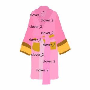 Klw1739 Luxury Classic Men Unisex Cotton And Home Brand Sleepwear Kimono Bath Warm Robes Bathrobes Wear Bathrobe Women Mens Acbdu
