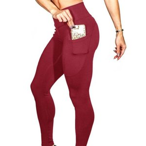 Cuhakci entrenamiento Leggins Fitness Mujeres Verano Push Up Pantalones Pantalones Patchwork Elástico Jeggings High Cintura Pantalones