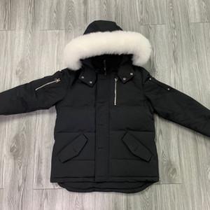 Les hommes d'hiver manteau veste Winterjacke capuchon Down Veste d'hiver Designer Veste Canada épais Chaquetas Pardessus Mens Outwear Manteaux Parka