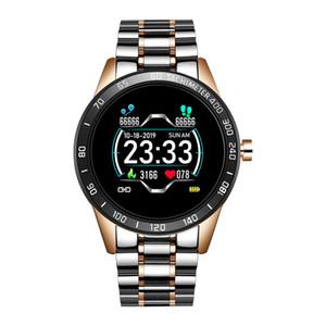 2021 Nouvelle montre intelligente Heart Rendez-vous de la fréquence cardiaque Health Regarder la tension artérielle Tracker Tracker Watch Sport avec boîte-cadeau