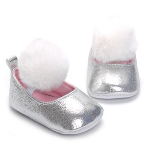 Toddler Shoes Baby Girls Shoes Princess Cute Soft Sole First Walkers Infant Baby