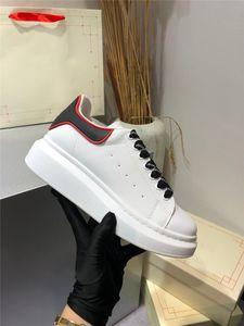 Slish hombres zapatos casuales encaje arriba zapatos cómodos hombres PU de cuero de cuero popular calzado masculino bla gris calzado rojo # 627666666