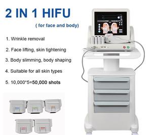 portable hifu machine ultrasonic Face and Body beauty hifu skin care HIFU Skin Lift body slim Non-invasive Anti-Aging Equipment