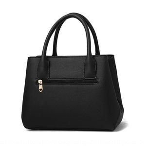 Enbz PU Mode Qualität Hohe Handtasche Geldbörsen Leder Massivfarbe Kleine Clutch Taschen 2020 Frauen Abend S Eimer Damen Mini Casual Tote02 CCCC