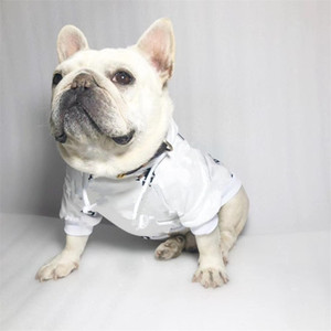Мода собака толстовка зима собака одежда для собак пальто куртка хлопок ропа перро французский бульдог одежда для собак домашних животных B1033 T200710
