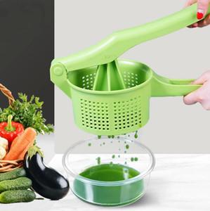 Овощной дегидратор сушилка для удаления воды для удаления воды Masher Ricer сжимание пельмени пирог наполнение инструменты начинки для удаления воды ZYY414