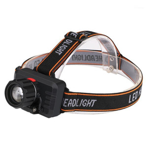Outdoor Camping Light LED Headlamp Tactical Headlight Head Light Lamp For 18650 Bicycle Bike Accessories C301