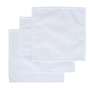 Heat transfer square towel blank square towel DIY towel 30*30cm home party favor thermal transfer printing gift CYF4527-2