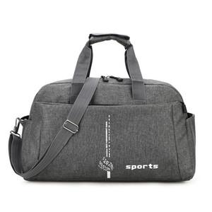 Travel Duffle Weekender Shoulder Bags Gym Tote Bag Large Capacity Luggage Sports Fitness Bag Female Waterproof Travel