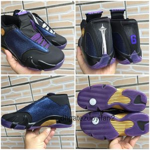 Doernbecher 14 Kids Basketball Shoes Men Sneakers Gold Rip Hamilton Candy Cane Last Shot Desert Sand Thunder 14s Cheap Shoe