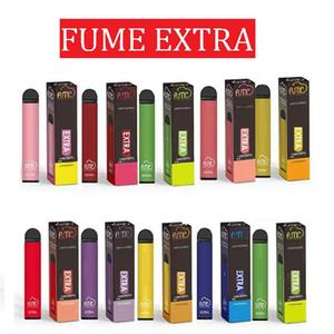 Penna più recente del vape monouso di fumi con batteria da 850 mAh pre-riempita di 5ml cartucce 1500 puffs dispositivo E cig vaporizer kit