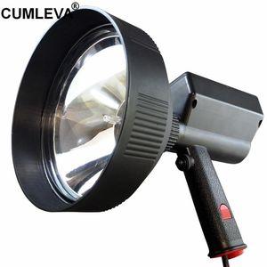 12V 7 '' 175 мм 35 Вт / 55 Вт / 75 Вт 3500/4500 / 7000LM HID HID Охотничий прожекторный свет регулируемый пучок наводнения или промежуточный ламп