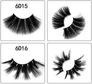 100 pairs 25 mm thick mink lashes 3d mink eyelashes Cruelty-Free Soft real 25mm lashes mink hair false eyelashes extension lashes strips