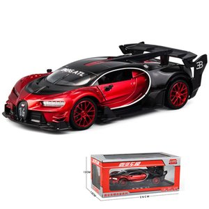 1:24 Excellent Quality Bugatti Gt Metal Alloy Car Diecasts & Toy Vehicles Model for Children