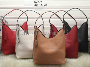 Designer Handbags Classical Hot Sale Style Naverfull Genuine Cow High Leather Top Quality Luxury Tote Clutch Shoulder Shopping Bag
