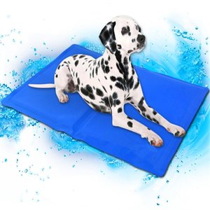 Ice Pad Teddy Mattress Bed Cat Cushion Summer Keep Cool Pet Cooling Dog Mat For Dogs XL XXL C1004