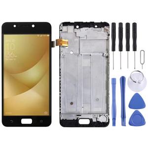 LCD-Bildschirm und Digitizer Vollmontage mit Rahmen für Asus Zenfone 4 Max ZC520KL x00HD