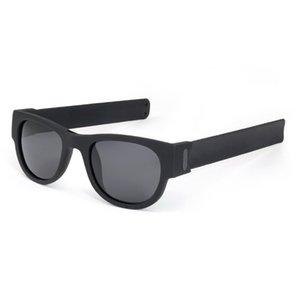 Солнцезащитные очки Силиконовые кольцевые Браслеты Очки Складной Поляризатор Складной Удобный и Безопасный Нос Поддержка 1 Набор