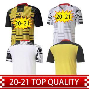 New Ghana Thomas National Team Soccer Jerseys 2020 21 Schlupp Kudus J.Ayew Caleb Ekuban Samuel Owusu Casa Away Camicia da calcio