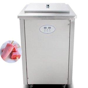 Одноместный Mode Popsicle Machine 220V 110 В Высокое Качество Из Нержавеющей Стали Ледяной Ледяной Машина Быстрое охлаждение