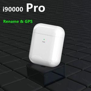 pro 4 Wireless Bluetooth Headphone GPS i9000 headsets for all phone pk i90000 max i10 i12 i9s i7s tws
