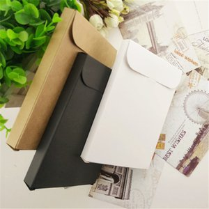 2021 Greeting Card Packing Cardboard Box Envelope Type Postcards Gift Boxes 15.5*10.8*1.5cm