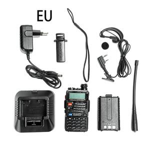 Wireless Handheld Walkie-Talkie UV-5RE mit Kopfhörer Professional Walkie-Talkie 5RE High-Power Wireless Civilian