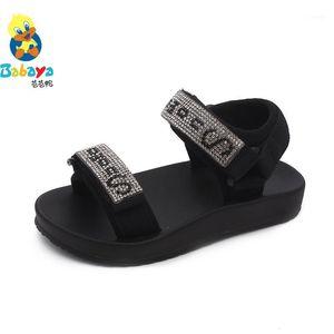 Babaya Girls Sandalias Sandalias Baby Sandalias Fashion Beach Shoes 2020 Summer New Princess Shoes Chica Little Kids Girl1