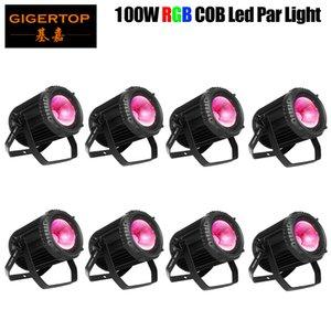 100W LED Blinder Audience Lampe RGB 3en1 COB haute puissance lampe Slient Lumière Aucun fan pour motif Disco DJ Wedding Party