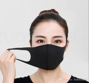 Mouth Clearance Wholesale Cover Anti Dust PM2.5 Face Mask Respirator Dustproof Anti-bacterial Washable Reusable Sponge Masks Tools lD2J#